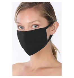 Cultured Coast Black Mask