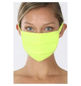 Cultured Coast Neon Lime Mask