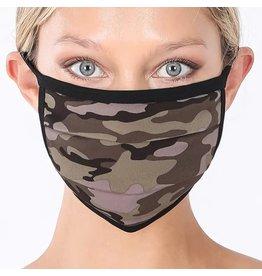 Cultured Coast Army Camo  Mask