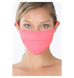 Cultured Coast Neon Pink Mask