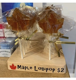 Bella Hill Maple Maple Lollipops