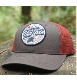Bough & Antler Retro Van Island Trucker Hat