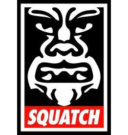 Bough & Antler Squatch Sticker