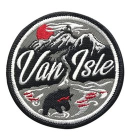 Bough & Antler Van Isle Retro Patch