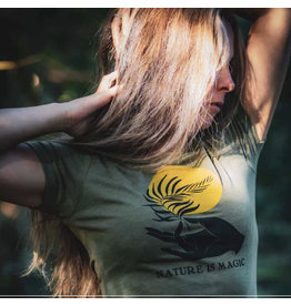 Bough & Antler Nature is Magic Tee