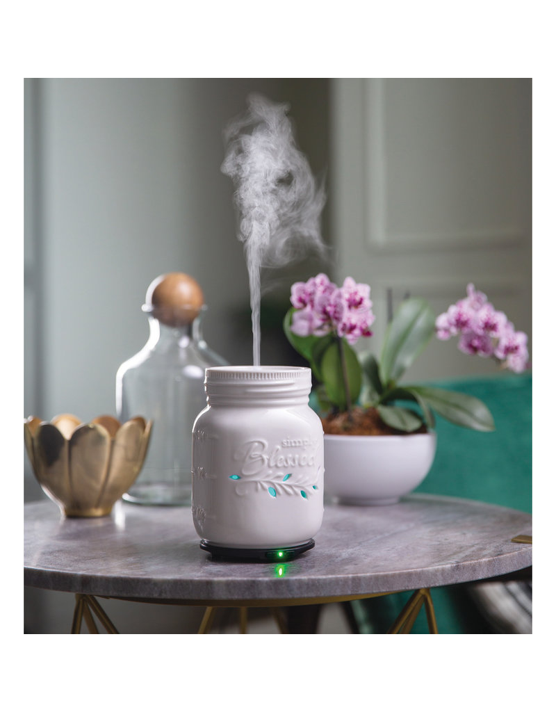 Cultured Coast Mason Jar Ultrasonic Diffuser