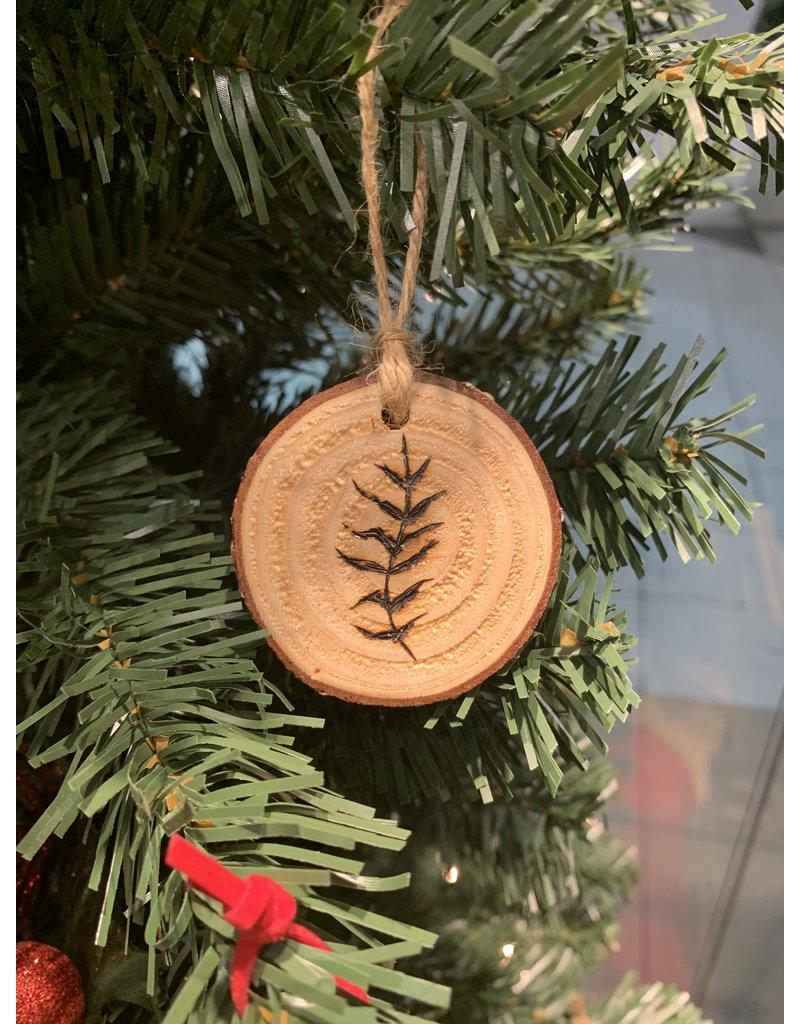 Fern Ornament