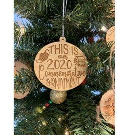 JD Ornaments 2020 Commemorative Ornament