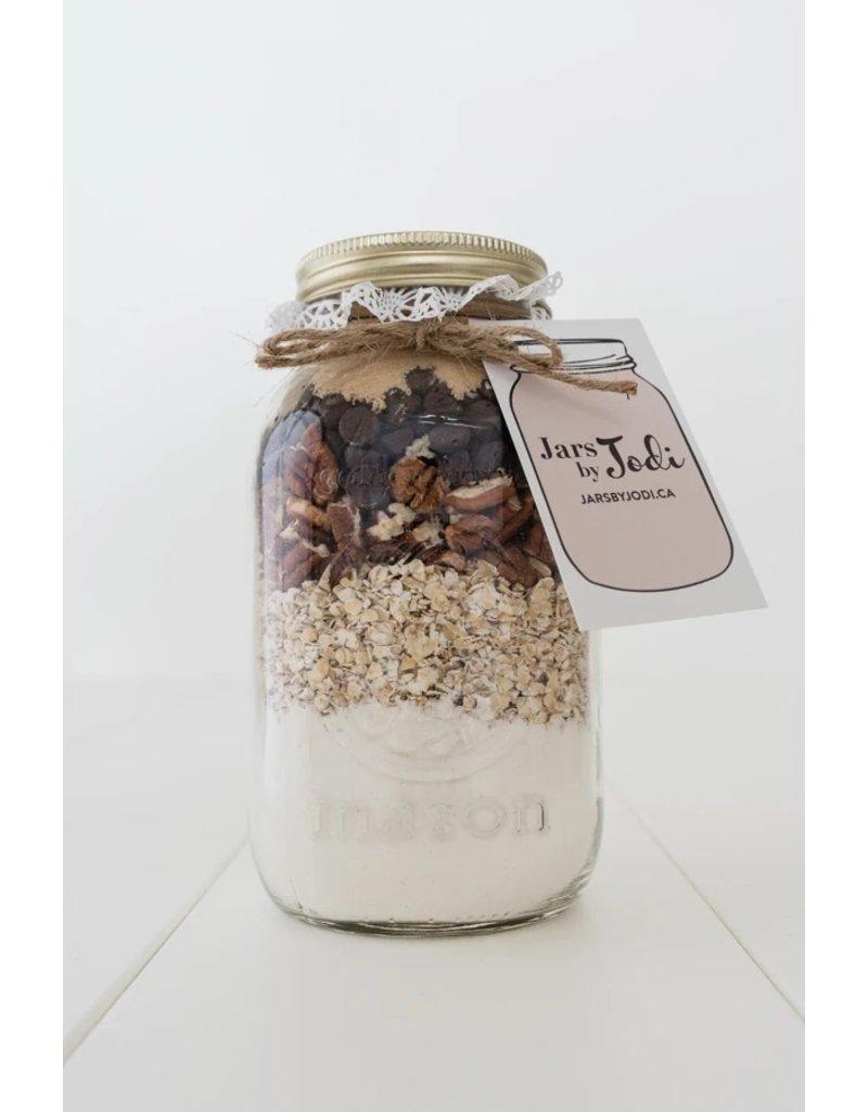 Jars by Jodi Cowboy Cookies (Pecan/Chocolate Chip) - Regular Size