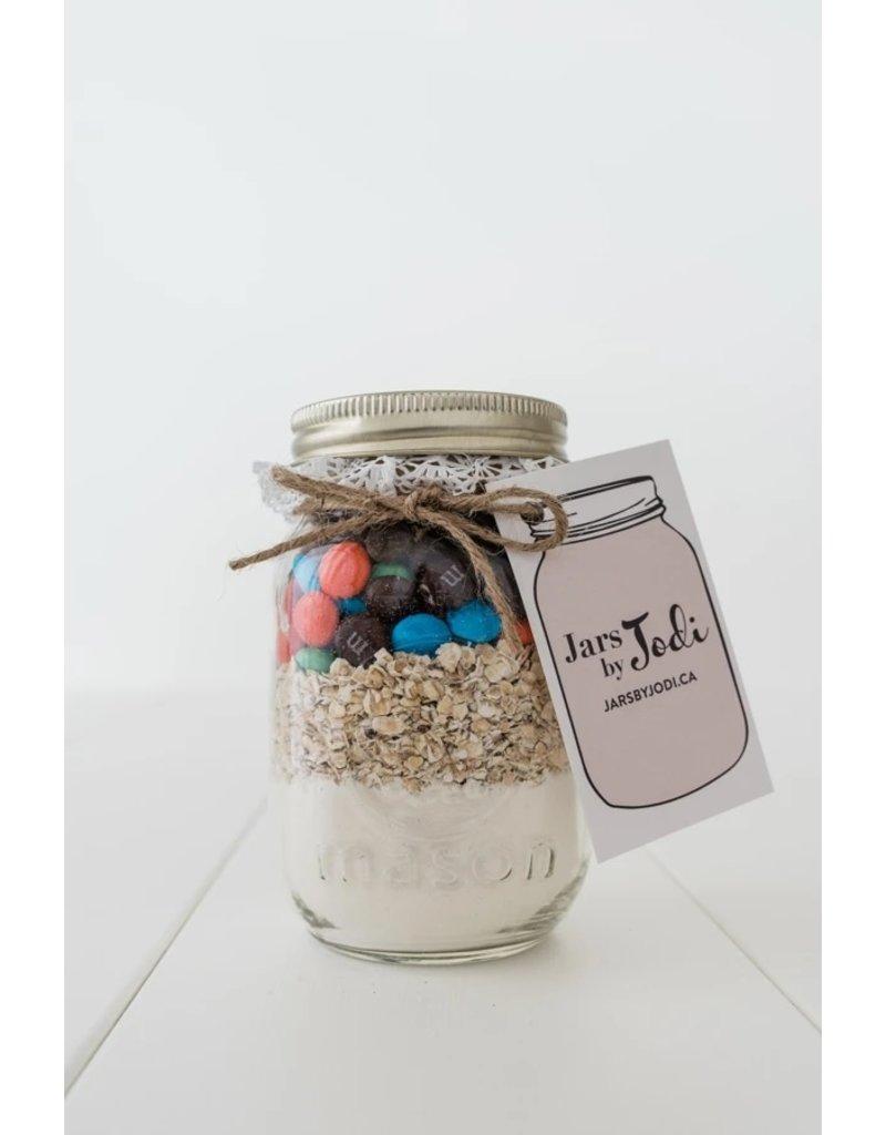 Jars by Jodi M&M Chocolate Chip - Mini Size