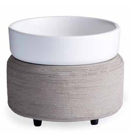 Cultured Coast Grey Texture 2 in 1 Warmer