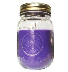 Backwoods Soap & Co Lavender Large Mason