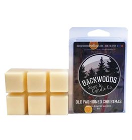 Backwoods Soap & Co Old Fashioned Christmas Wax Melt