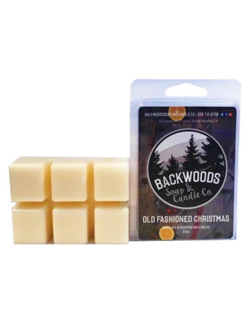 Backwoods Soap & Co Old Fashioned Christmas Wax Melt