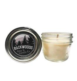 Backwoods Soap & Co Old Fashioned Christmas Mini Mason