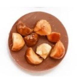 Solasta 5 Piece Medallion Box- Honey Glazed Hazelnut Milk Chocolate