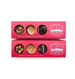 Solasta 16 Piece Medallion Box- Assorted Chocolate