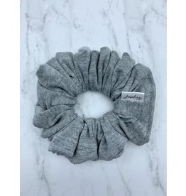 Josefina + Co Heather Grey Scrunchie