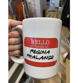 Cultured Coast Regina Phalange Mug