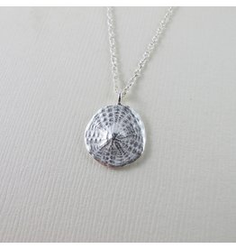 """Swallow Jewellery Miracle Beach Sand Dollar 16"""" Necklace"""