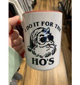 Cultured Coast I do it for the HO's 15oz Mug