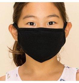 Cultured Coast Kids Mask Black