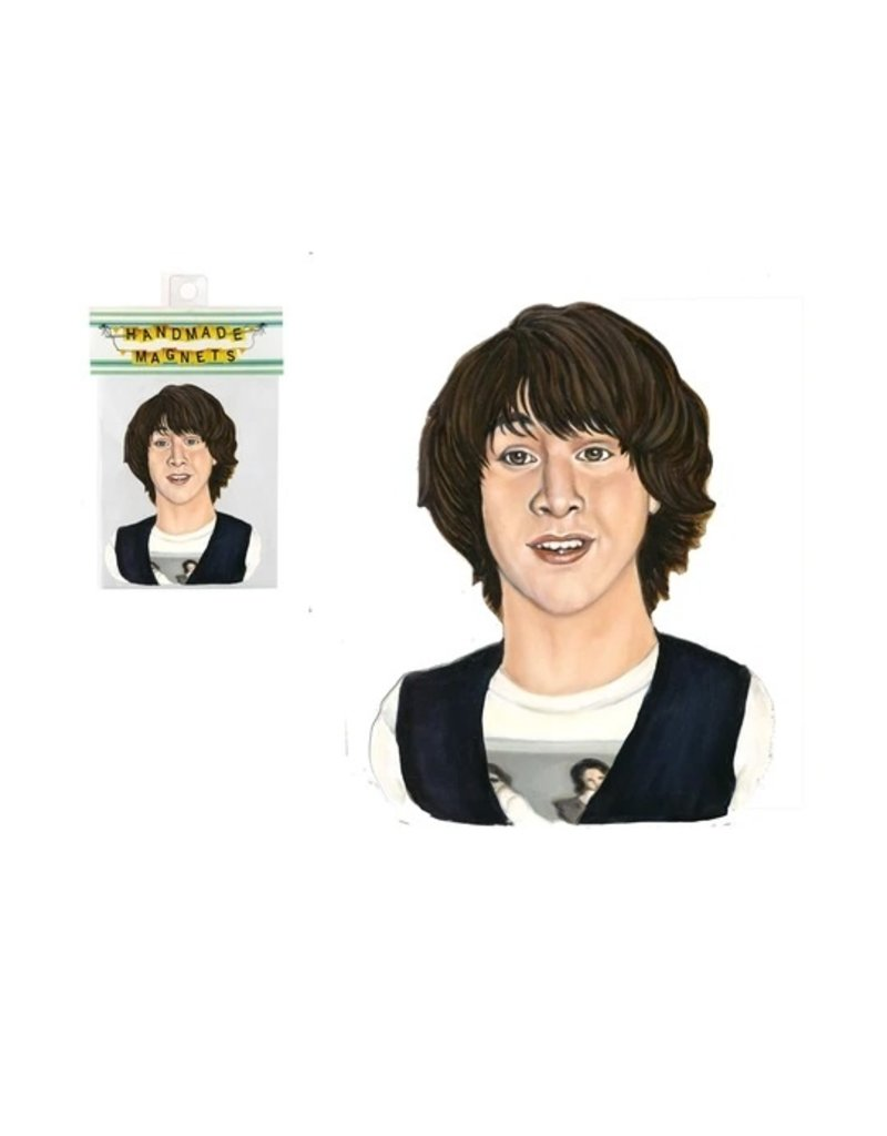The Dolly Shop Ted - Keanu Reaves  Magnet