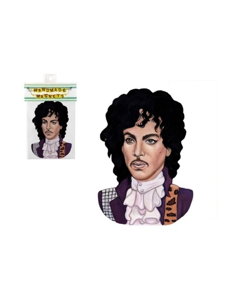 The Dolly Shop Prince Magnet