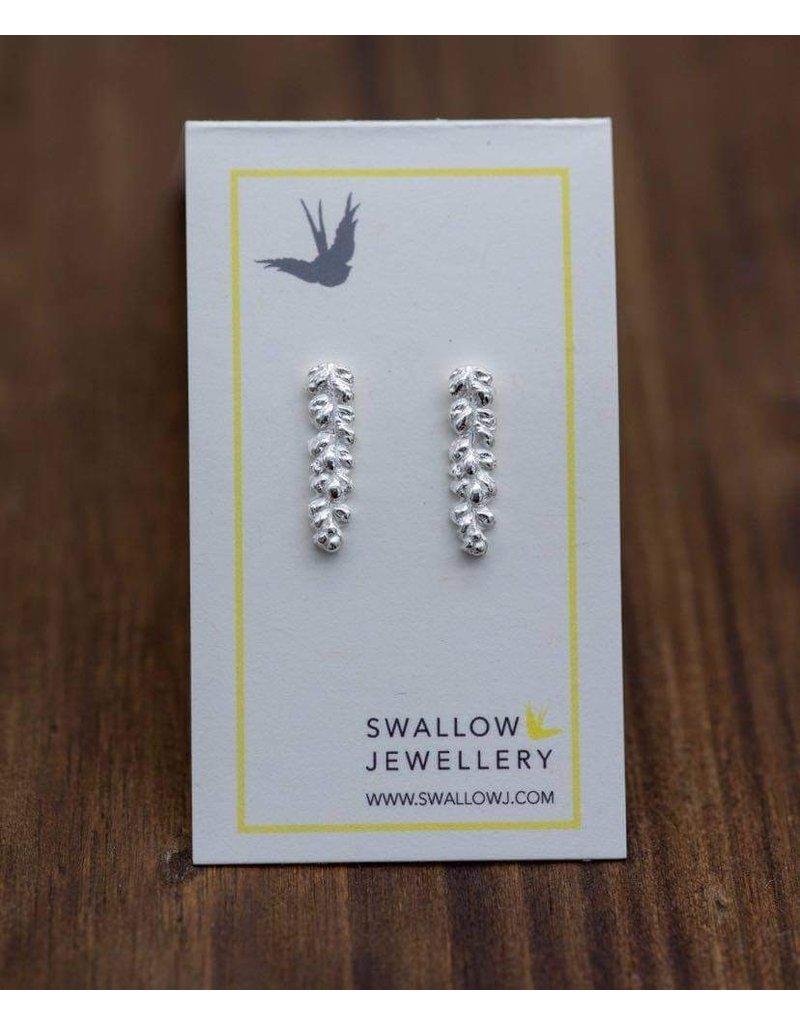Swallow Jewellery Saltcedar Flower from Victoria Gorge Earrings