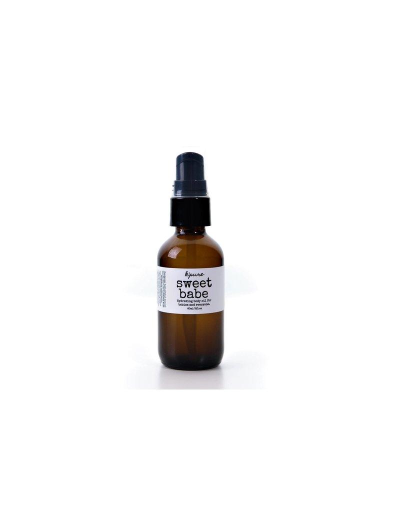 Kpure Sweet Babe Body Oil