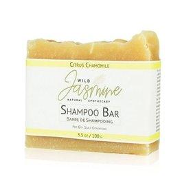 Wild Jasmine Citrus Chamomile Shampoo Bar