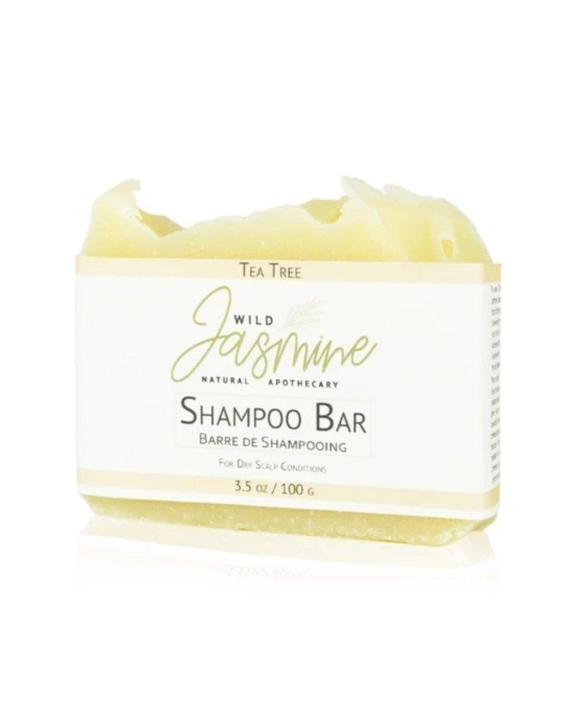 Wild Jasmine Tea Tree Shampoo Bar