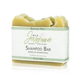 Wild Jasmine Rosemary Mint Shampoo Bar
