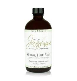 Wild Jasmine Nettle & Rosemary Herbal Hair Rinse