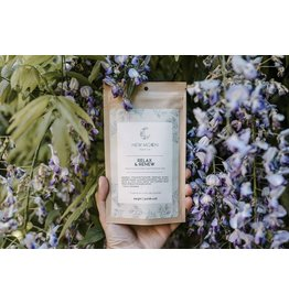 New Moon Tea Co Relax and Renew