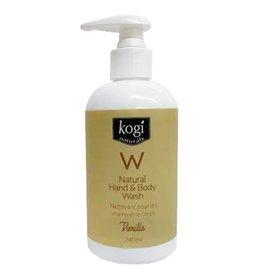 Kogi Naturals Vanilla Hand & Body Wash 240ml