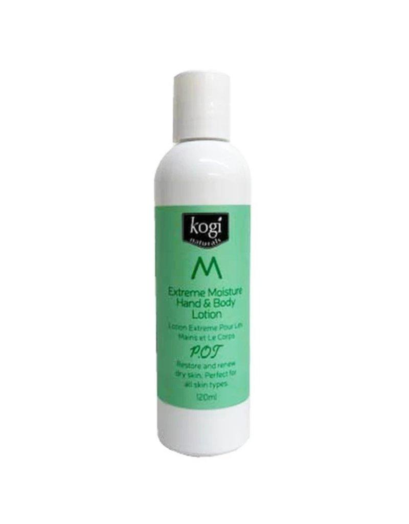 Kogi Naturals Hemp Hand & Body Lotion 120ml