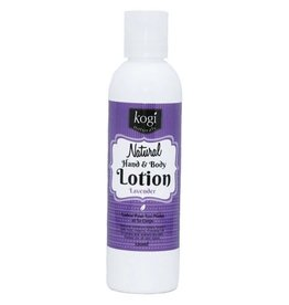 Kogi Naturals Lavender Hand & Body Lotion 120ml