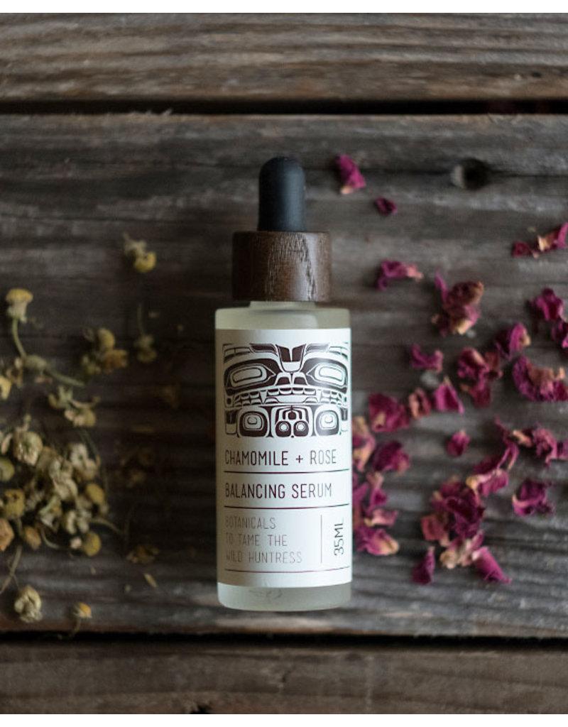 Bear Essentials Chamomile + Rose Balancing Serum