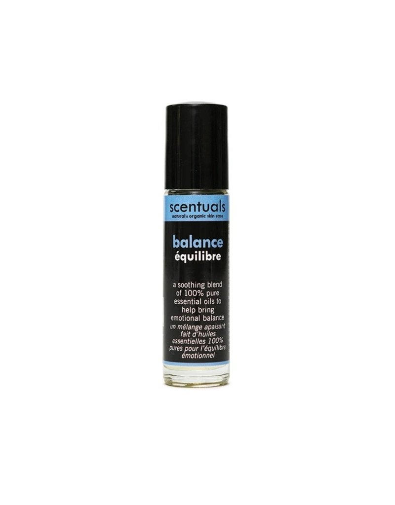 Scentuals Natural & Organic Skincare Balance Roll-On