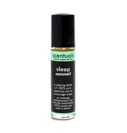 Scentuals Natural & Organic Skincare Sleep Roll-On