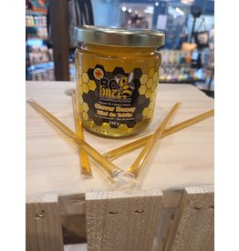 BC Buzz Honey Clover Honey Sticks