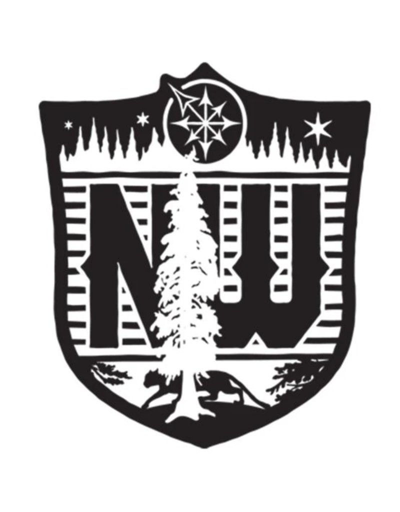 Bough & Antler Northwest Crest Sticker
