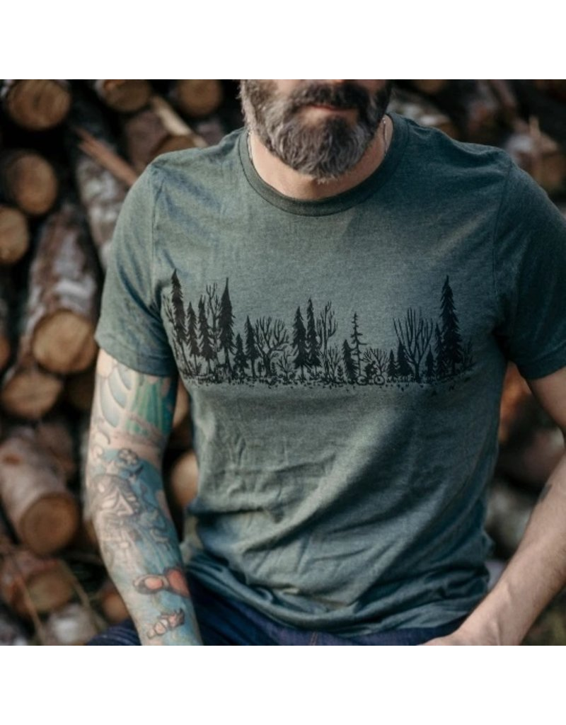 Bough & Antler Forest Ride Tee