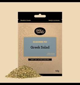 Spiceworks Greek Salad Dressing Mix