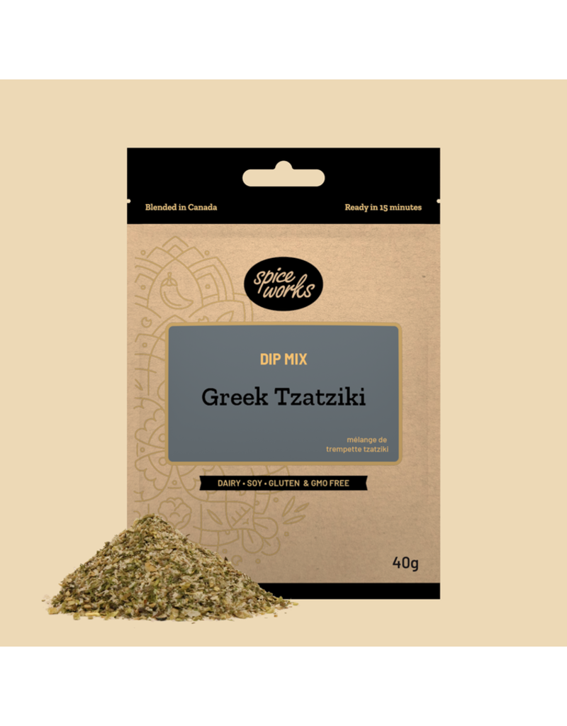 Spiceworks Greek Tzatziki