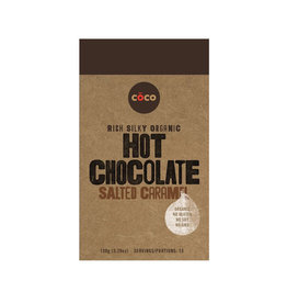 COCO Organic Organic Salted Caramel Hot Chocolate