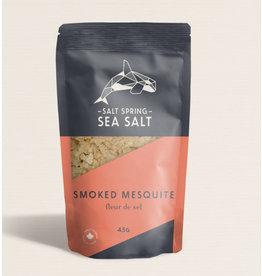 Salt Spring Sea Salt Smoked Mesquite