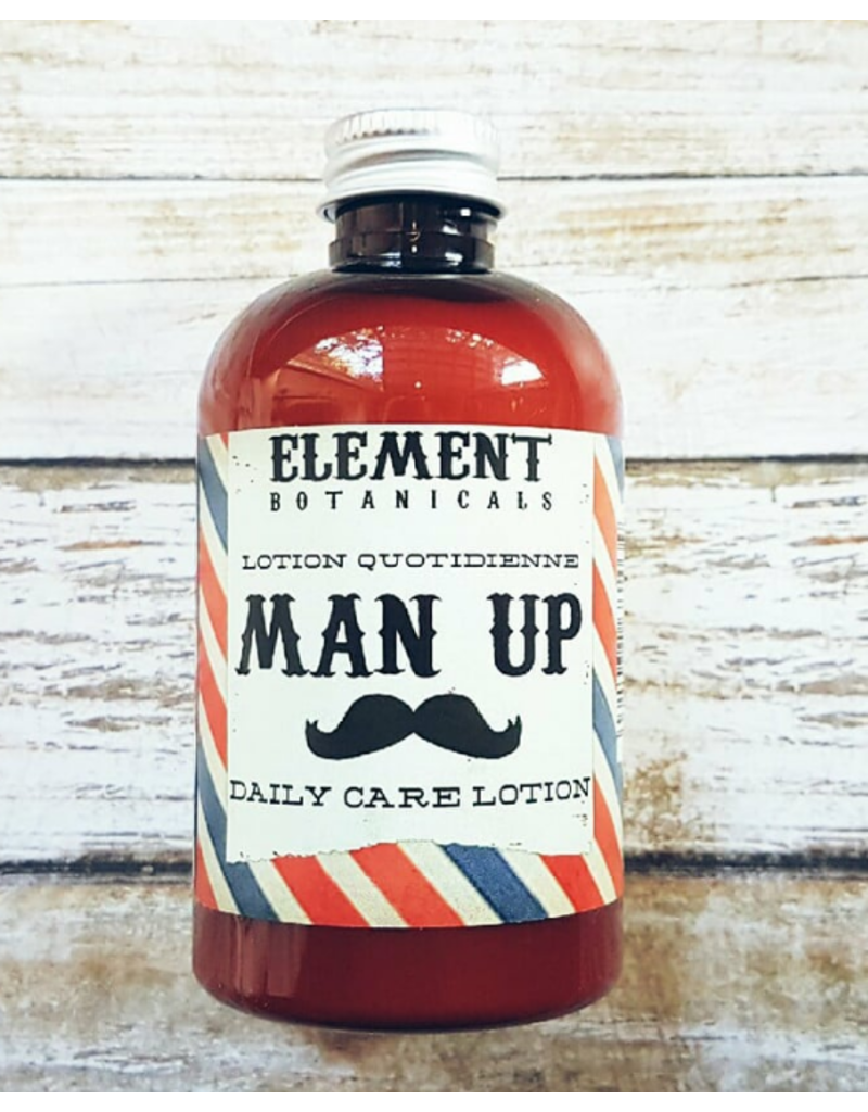 Element Botanicals Man Up Lotion