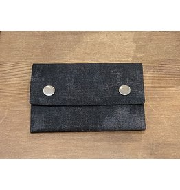 Dyan Made Black Wallet